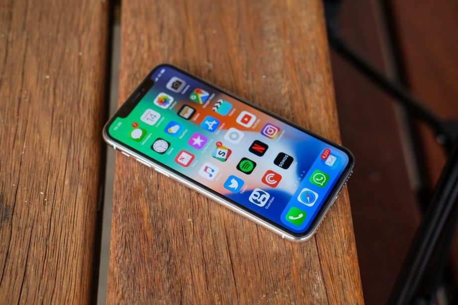 Best Phones To Buy in 2018 - iPhone X
