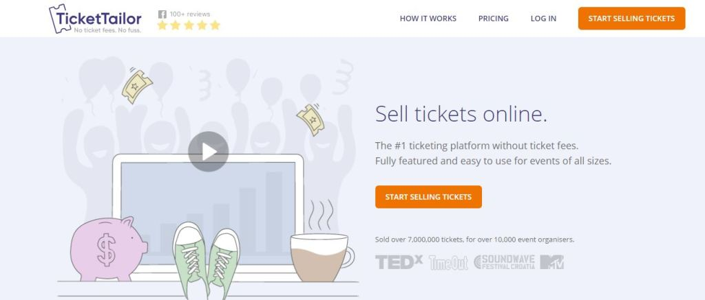 Ticket Tailor - WordPress Plugins to Sell Tickets to Your Events on your website.