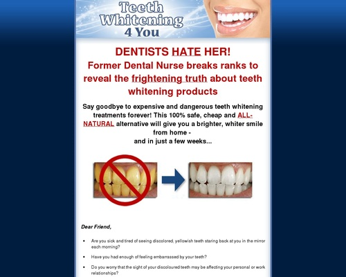 Teeth Whitening 4 You ~ New Top Converter For 2019!
