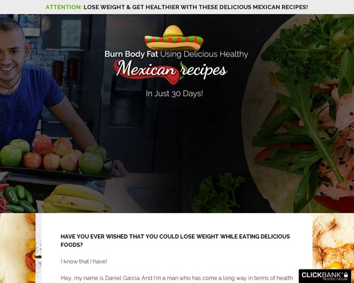 Tastier Than Tacos – Healthy Mexican Recipes