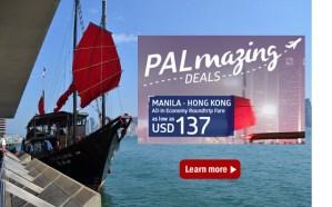 pal hong kong promo