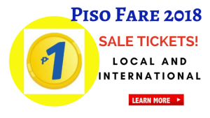 Piso Fare 2018 July to December