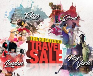 The Great BDO Travel Sale 2018