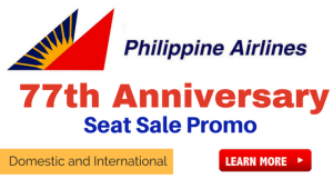 pal 77th anniversary promo 2018 to 2019