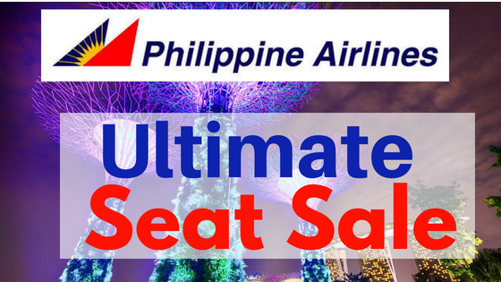 Philippine Airlines Ultimate Seat Sale 2018 to 2019