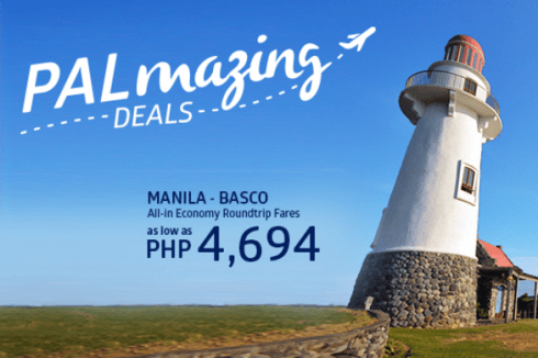 Philippine Airlines Promo to Batanes