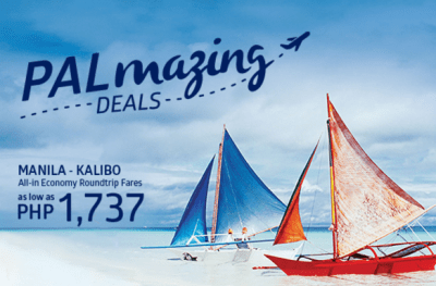 Philippine Airlines Promo Fares: Domestic Tickets at 60% Discounts