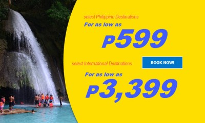 Promo Fare 2017 to 2018: Domestic and International SELECT destinations