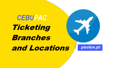 cebu pacific branches location