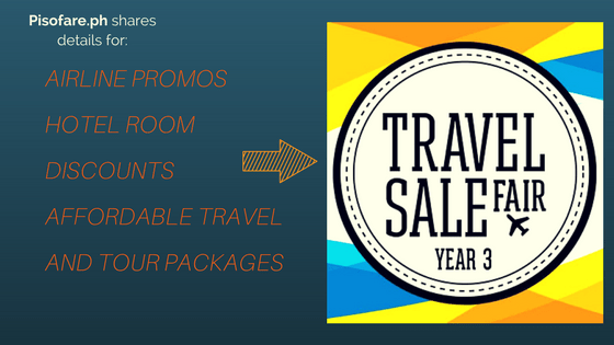 travel sale fare for 2017 world trade center manila