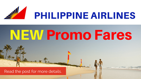 PAL promos domestic and international 2018