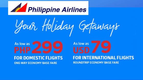 philippine airlines holiday getaway promo