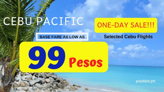 99 promo cebu pacific 2019