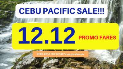 cebu pacific promo for 12 12