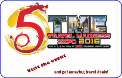 The 2016 Travel Madness Expo