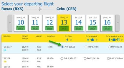 Cebu-Pacific-Sale-Ticket-Roxas-to-Cebu