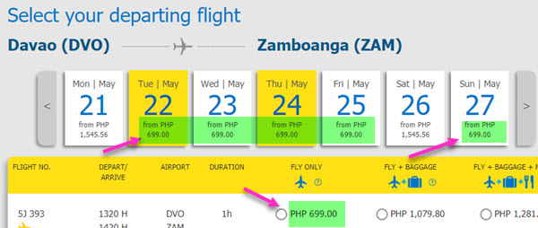 davao-to-zamboanga-cebu-pacific-promo