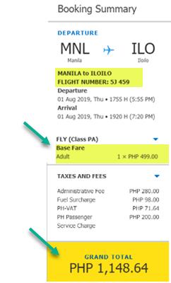 manila-to-iloilo-promo-fare-ticket