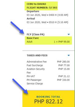 cebu-to-davao-promo-fare-ticket