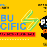 CEBU PACIFIC PISO SEAT SALE - FLASH SALE for February 2020
