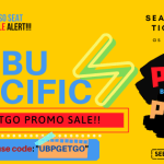 Cebu Pacific GetGO February Seat Sale Promo Fare!