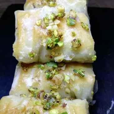 Baklava-de-pistachos