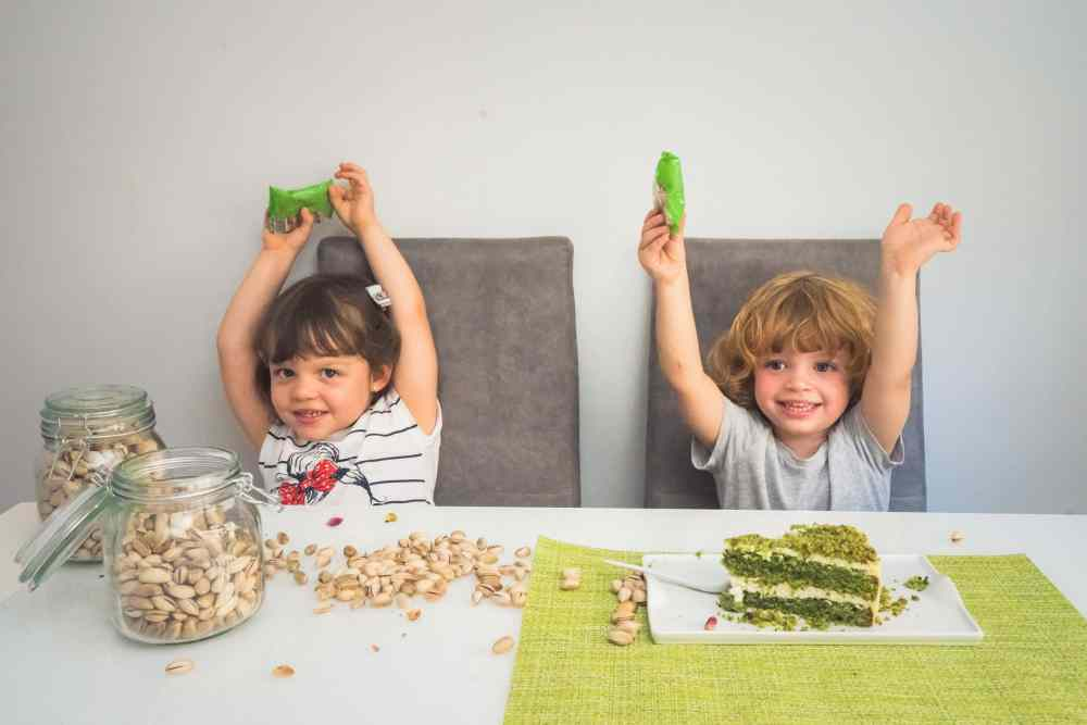 las mejores recetas con pistachos