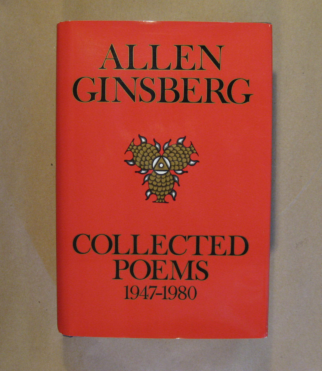 Image result for Allen Ginsberg Collected Poems