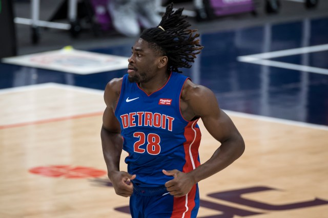 Detroit Pistons: Isaiah Stewart is getting love from the national media