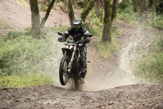 Off Road Zero Motorcycle