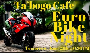 Cincinnati Euro Bike Night - Monthly @ Ta'Bogo Cafe | Cincinnati | Ohio | United States