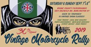 British Bike Show @ Boone Co. Fairgrounds | Burlington | Kentucky | United States