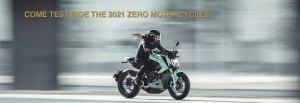 2021 Zero SRF model test ride