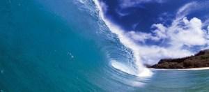 波 サーフィン