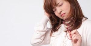 【ヘトヘトのお疲れ体の原因と正体】仕事で疲れている女性