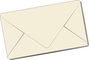 封筒 フリー素材