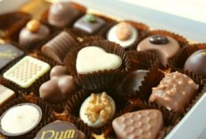 チョコ フリー素材