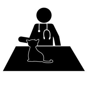 獣医 フリー素材