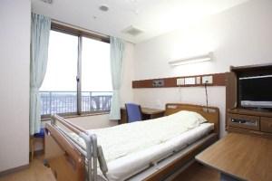 病院 寝室 フリー素材