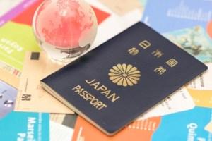 パスポート フリー素材