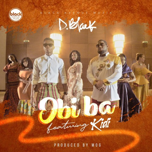 D-Black Obi Ba