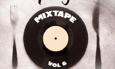 DJ Consequence The Playlist Mixtape Vol 6