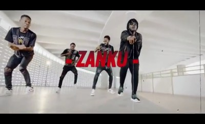 DopeNation Zanku video