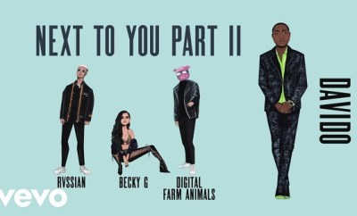 Becky G Next To You Part II ft Davido