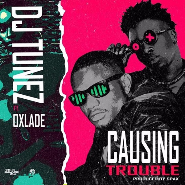 DJ Tunez Causing Trouble