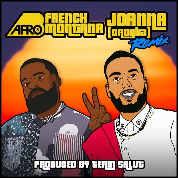Afro B Joanna Drogba Remix