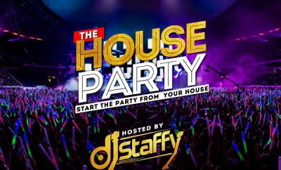 DJ Staffy The House Party