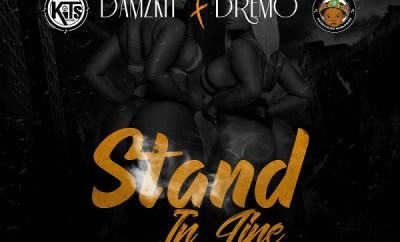 damzkit stand in line
