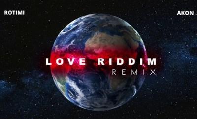rotimi love riddim remix