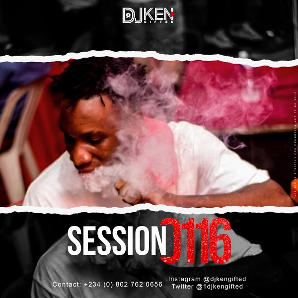 dj ken gifted session 0116 mix